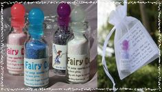 Fairy Dust and Magic Spell  www.thedummyfairyworkshop.com