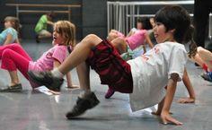 Hip Hop Dance/Tumble- September- AM Vernon, Connecticut  #Kids #Events