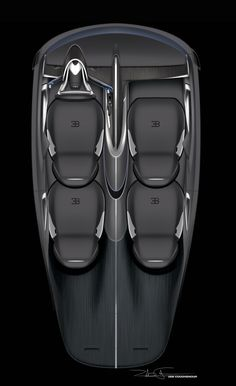 Bugatti Prestige 52 on Behance