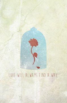 O amor sempre encontrará um caminho
