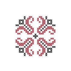 SUBCARPAȚI • Sărbătoarea națională • 1 Decembrie 2012 by Iulia Strejan, via Behance #traditional #romanian #digital #embroidery