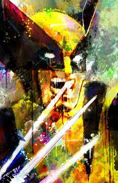 The Art Of Animation, Jason Oakes #Wolverine