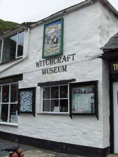 Museum of Witchcraft,Boscasle, Cornwall, England. Well worth a trip.