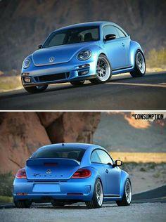 500 Horsepower VW Super Beetle - http://hiconsumption.com/2013/11/500-horsepower-vw-superbeetle-vwvortex/