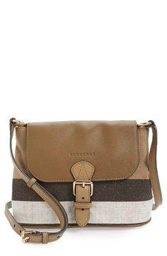 ad04be211200 Burberry  Small Gowan  Crossbody Bag Burberry Crossbody Bag