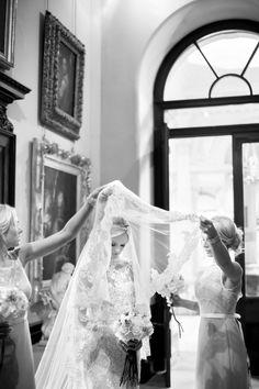 Manuel Mota Lace Elegance For A Glamorous Spring Time Wedding in Scotland | Love My Dress® UK Wedding Blog