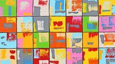 Acrylmalerei - Bilder Abstrakt ART PICTURE MODERN DESIGN ACRYL - ein Designerstück von michagomera bei DaWanda