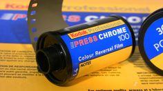 Kodak Express Chrome 100