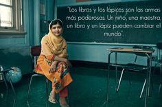 Frases inspiradoras de la ganadora del Nobel de la Paz - AhGuapas