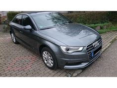 Audi A3 2.0 TDI Limousine quattro Attraction