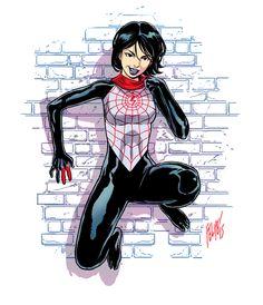 PEEPO CHOO, spiderdetentionaire:   felipesmithart:   Cindy...