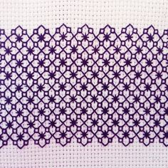 #blackwrok #crossstitch #crossstiting #handembroidery #embroidery #handmade #gabius #tumblr