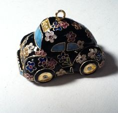 Cloissone VW Beetle Ornament