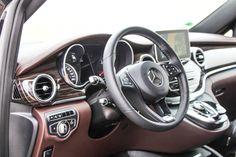 Die neue Mercedes-Benz V-Klasse - Edition 1 Fahrbericht / Test Mercedes Benz, Luxury Van, Volvo, Cars And Motorcycles, Super Cars, Porsche, Rest, Trucks, Dreams