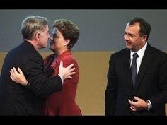 """Vídeo – Dilma Rousseff  """"Eike é o orgulho do Brasil """" """"É o nosso padrão"""" – Mudança de Paradigmas"""