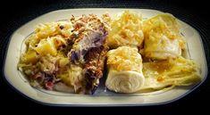 Hilando Recuerdos: Wickel Nudel (Wickel Klees) con estofado Cheesesteak, French Toast, Cabbage, Meat, Chicken, Vegetables, Breakfast, Ethnic Recipes, Food