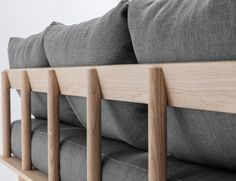 Flat-pack sofa by Greycork