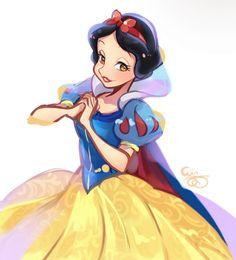 Disney Trash, princessesfanarts:  Source