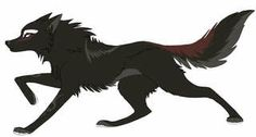 Im clearly talking about wolf girls. The black wolf tends to stand. Black Wolf By Zakraart Deviantart Com On Deviantart Wer. Wolf Illustration, Anime Wolf Zeichnung, Anime Wolf Drawing, Wolf Character, Fantasy Wolf, Wolf Pictures, Fox Art, Anime Animals, Furry Art