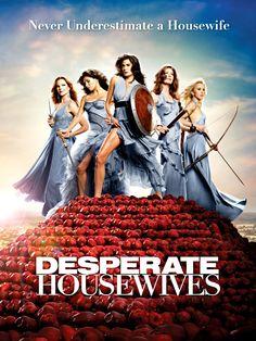 Desperate housewives Teri Hatcher ...  Susan Mayer (180 episodes, 2004-2012)  Felicity Huffman ...  Lynette Scavo (180 episodes, 2004-2012)  Marcia Cross ...  Bree Van De Kamp (180 episodes, 2004-2012)  Eva Longoria ...  Gabrielle Solis (180 episodes, 2004-2012)