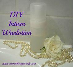 Dit intiem waslotion recept is ph neutraal en zacht voor de intieme verzorging.