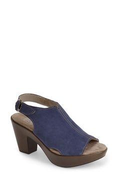 Munro 'Kirsten' Slingback Sandal (Women) available at #Nordstrom