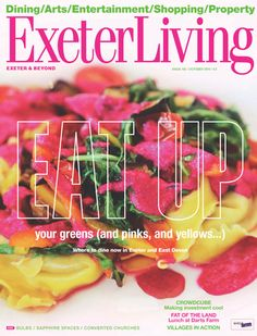 Read the latest Exeter Living