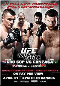 UFC 70: Nations Collide.