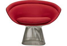 Warren Platner Lounge Chair on OneKingsLane.com