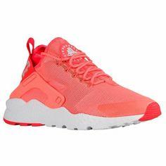 new arrival 7baa3 bb255 Nike Air Huarache Run Ultra - Women s - Orange   Red
