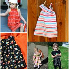 Make for Baby: 25 Free Dress Tutorials for Babies & Toddlers
