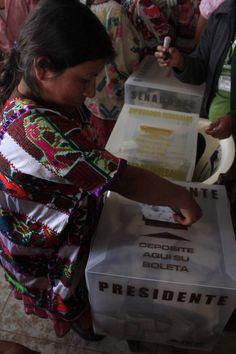El voto de los olvidados y olvidadas, Oaxaca