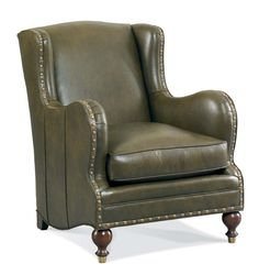 Whittmore-Sherrill Remington Western Chair Western Accent Chairs