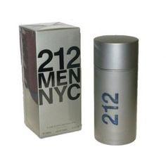 212 Men Cologne by Carolina Herrera for men Colognes.....BEST SMELLING COLONGE EVER!
