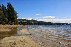 Porpoise Bay Provincial Park, Sunshine Coast, BC