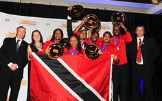 Caribbean Hotel & Tourism Association Trinidad and Tobago return to the competition after a two-year hiatus and expanded on their five previous Team of the Year wins, which is the most by any  country. They now hold 6 team wins