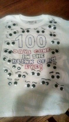 100 days of school t shirt Source by boydclapton 100 Day Of School Project, 100 Days Of School, School Fun, School Projects, Kindergarten Projects, Kindergarten Fun, Preschool, 100 Day Shirt Ideas, 100days Of School Shirt