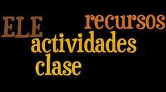 IB Spanish B: Actividades en clase