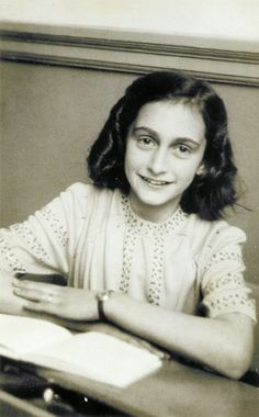 Anne Frank - What more can you say about Anne Franks Diarys.
