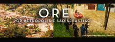 Hoje ore por São Sebastião (SP) e Petrópolis (RJ)!