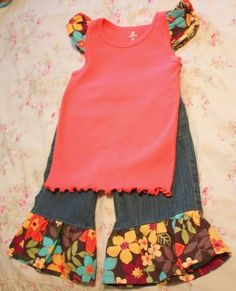 little pumpkin grace: a little sewing project