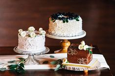 A gorgeous and intimate Italian inspired wedding styled shoot with gourmet food, an incredible display of multiple wedding cakes, and a lush tablescape by Kevin Paul Photography and Marie Rose Events.