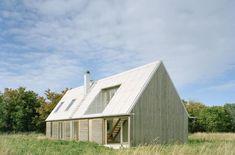 Sommarhus på Fårö av Mattias Palme