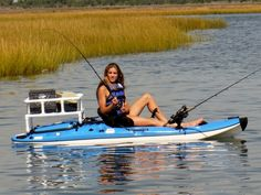 Brooke went kayak fishing in the marshes for striped bass. Stripers are an all-American game fish. It's enormously important along the coast...
