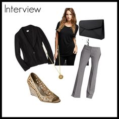 interview outfit