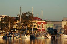 Elizabeth City, North Carolina... Our home in about a month!!!! :)