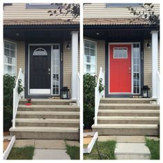 Painted Front Door | Hometalk