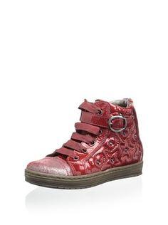 50% OFF Romagnoli Kid's 1309-612 Sneaker (Red)