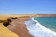 Paracas Beach, Peru --- Photo taken by Esmeralda Spiteri