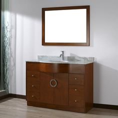 Shop Spa Bathe ZU48Esp Zuna 48-in Bathroom Vanity at Lowe's Canada. Find our